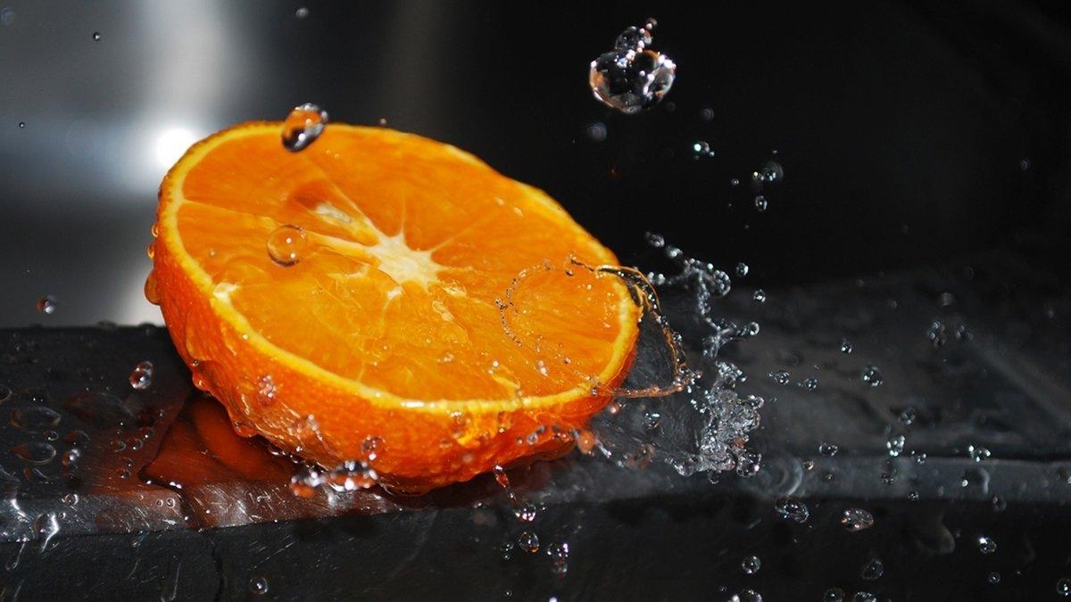 Совой, картинки макросъемка фрукты
