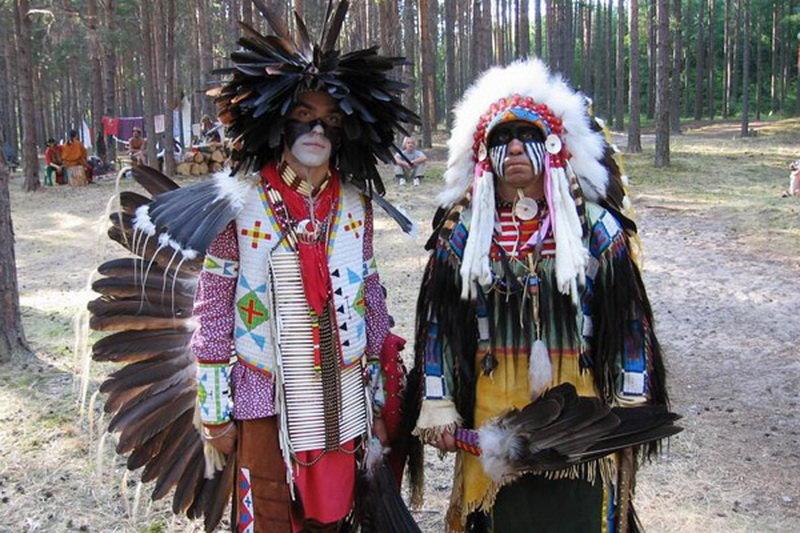 вечеринка индейцы картинки разбираюсь откуда они