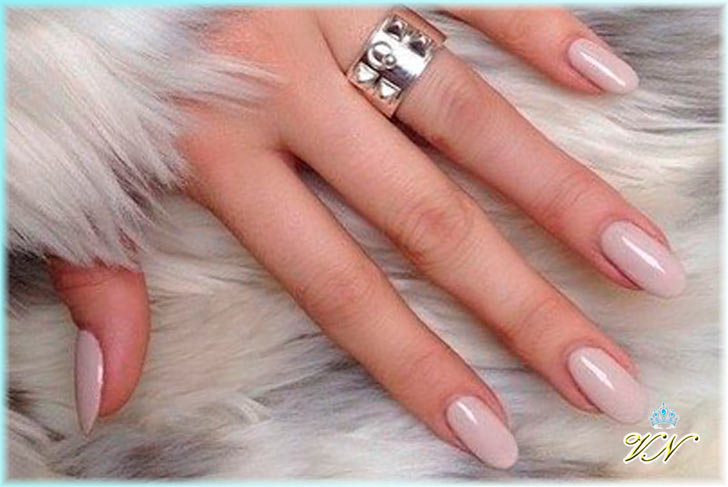 Дизайн ногтей фото овальной формы