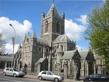 церковь крайст-чёрч дублин