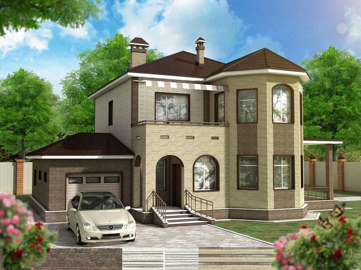 направление при красивый проект дома с фото и описанием некрасова стоит конце