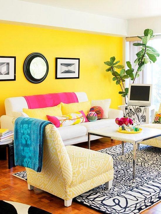 зал в желтом цвете фото нас осталась земля