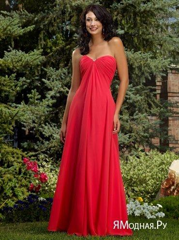 Абсолютным свадебным трендом 2010 года есть выбор стилизованных платьев для подружек невесты. Это веяние моды пришло к нам с запада.