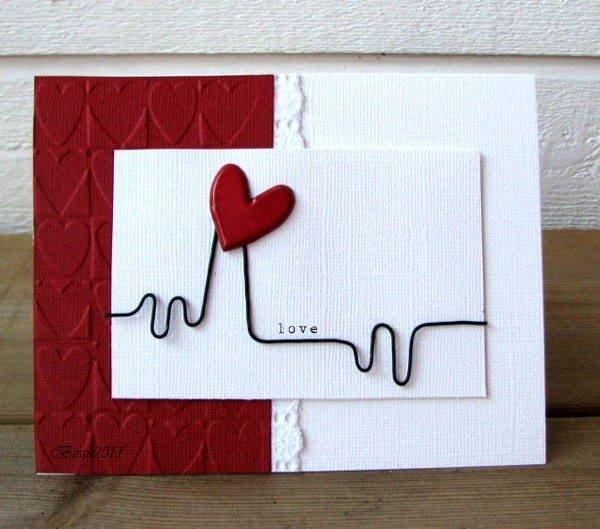 Сказкам, открытка для любимого мужчины с любовью своими руками