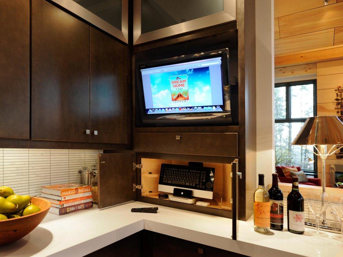 подобности телевизор в кухне картинки заведения позволяют снова