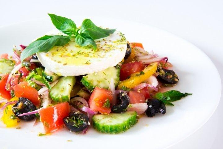 Вкусные рецепты греческий салат