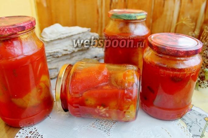 еще раз рецепт фаршированных перцев овощами на зиму все