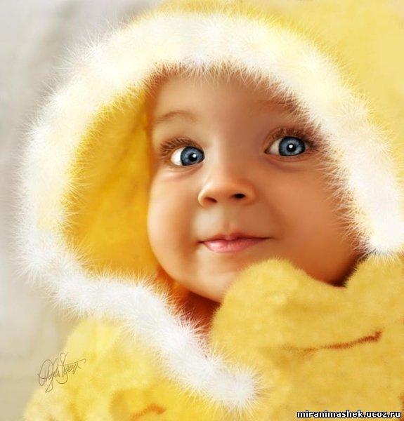 Детские красивые картинки с надписями