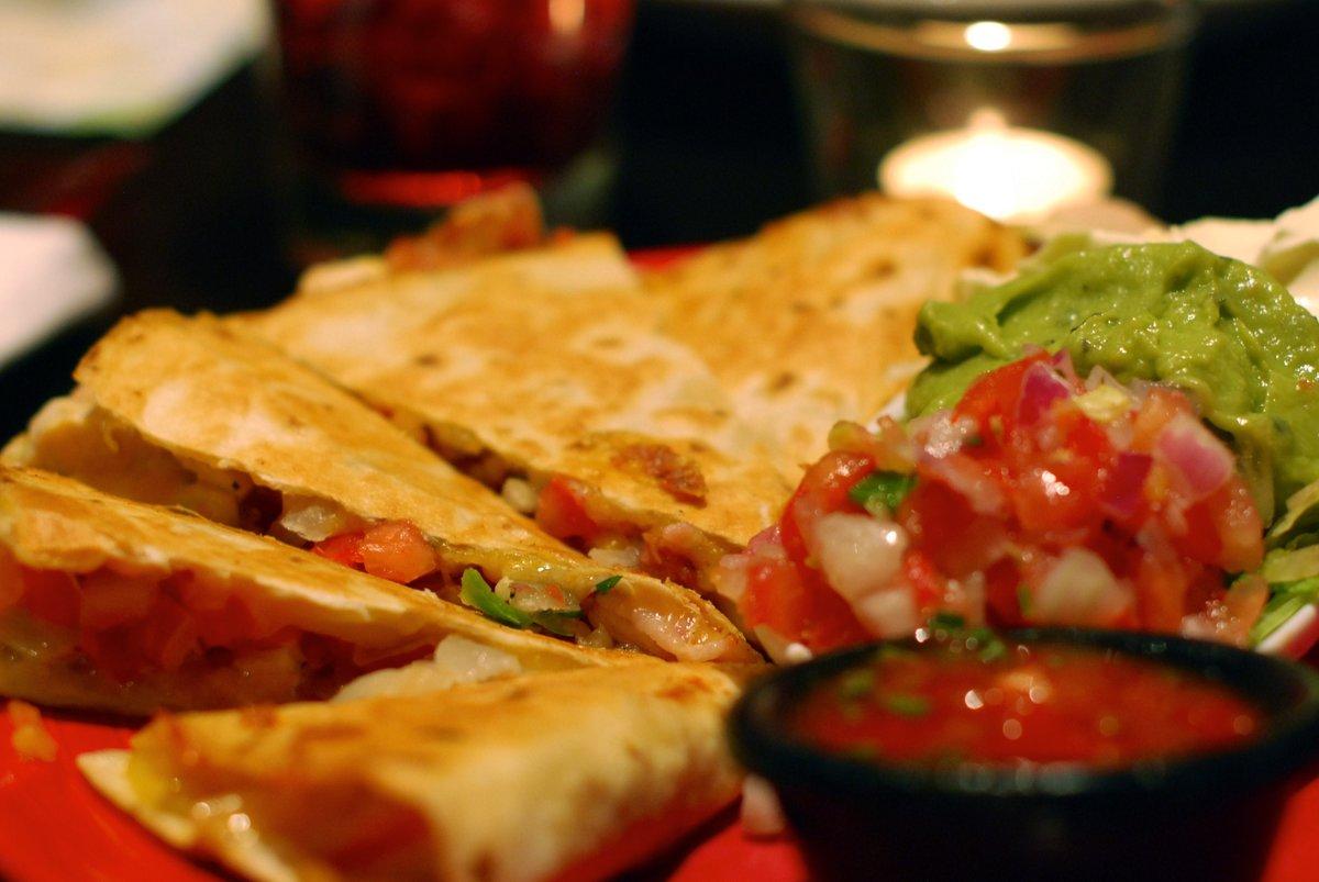 лица мексиканское блюдо с лепешками часто