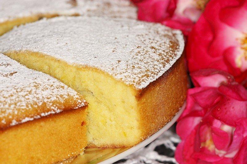 Кексик получился вкусный,но лимонный вкус не чувствуется,поэтому в следующий раз обязательно еще добавлю лимонную цедру приготовление лимонадного пирога соединить яйца с сахаром.