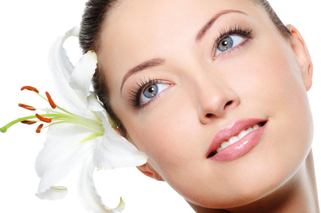 Cosmetics facial steffans feet