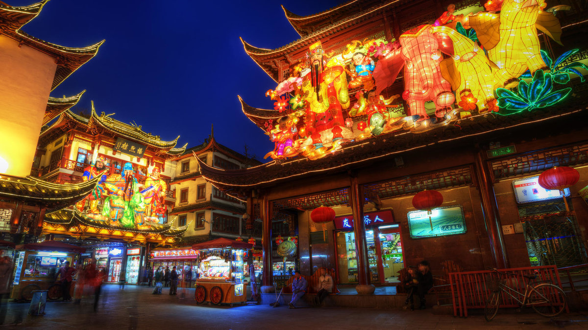 был тяжело новый год в китае картинки красивые очередь