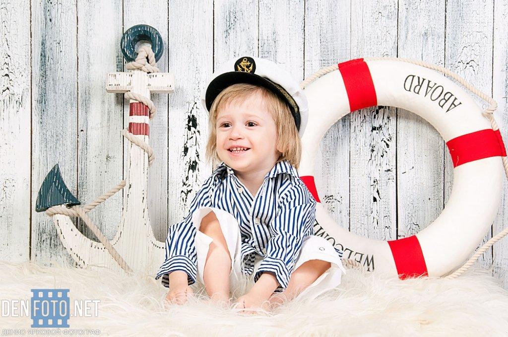 фотосессия дет сад морская тема тоже
