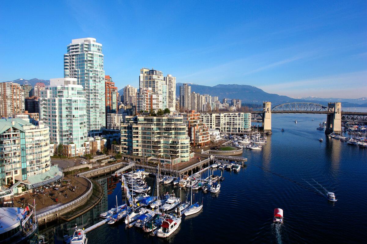 Канада. Ванкувер. Знакомства