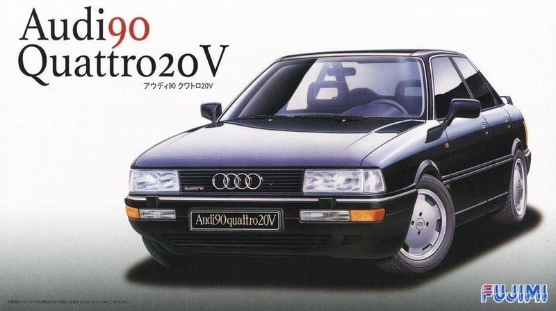 Fujimi Audi 90 Quattro 20V