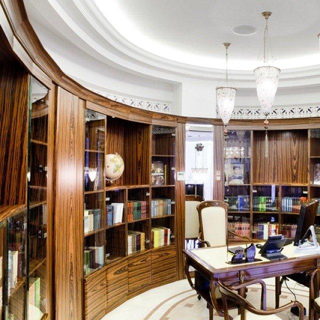 дизайн кабинета в квартире.