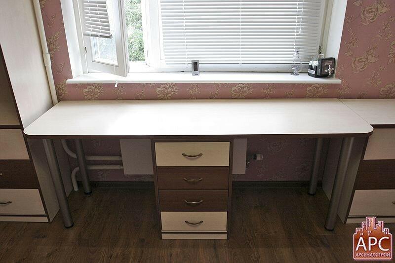 """Письменный стол под окном для занятий"""" - карточка пользовате."""