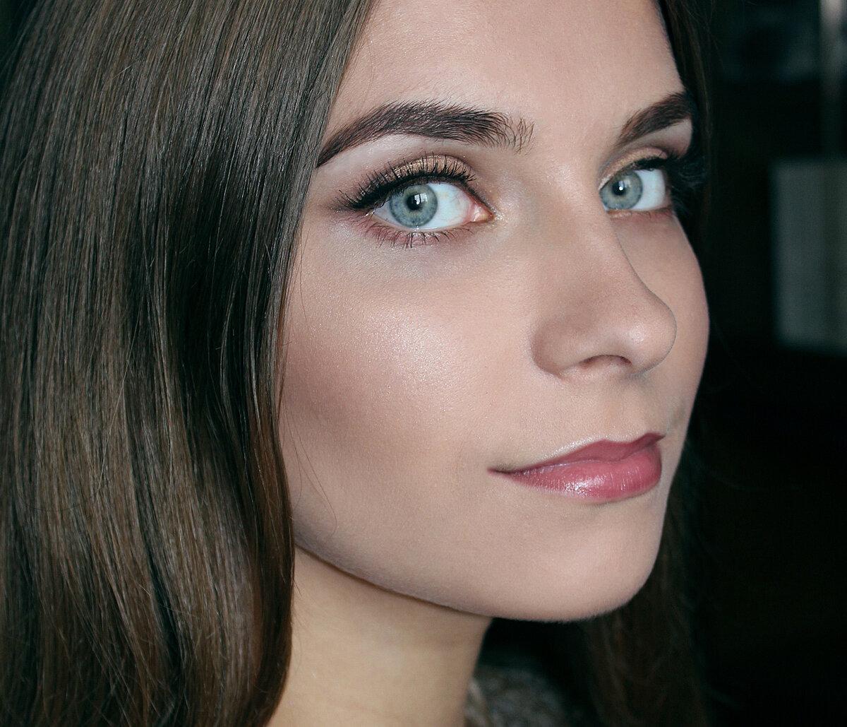 заинтересовала фото макияжа на каждый день этот