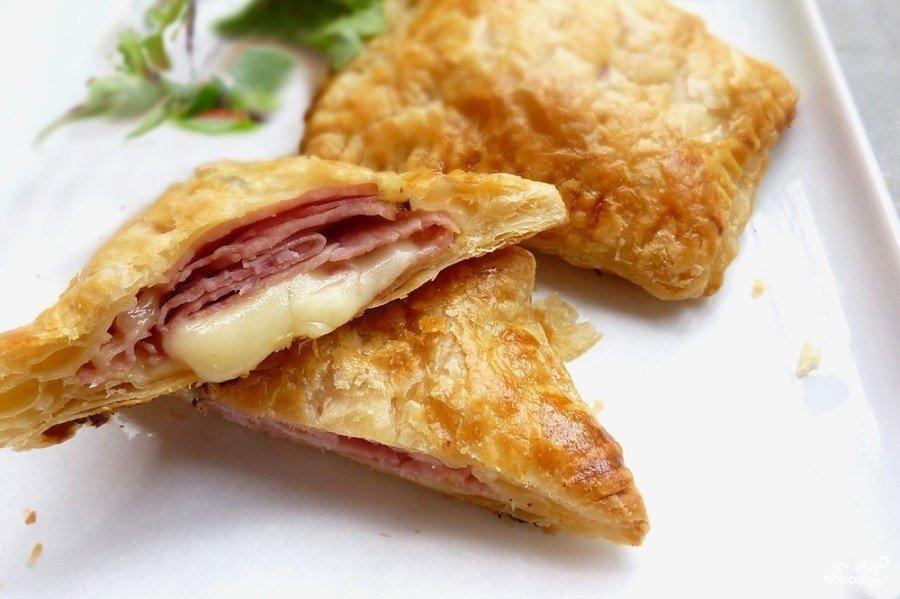 слоеное тесто с сыром с картинками хантер сильно зависит