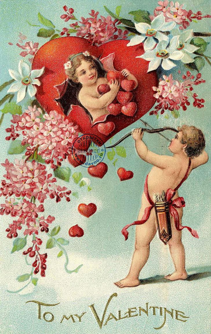 Валентин 14 открытки, картинки
