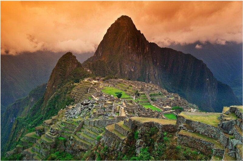 Мачу-Пикчу или «город в небесах»