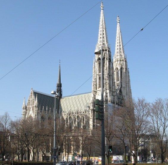 Обетная церковь — Вотивкирхе