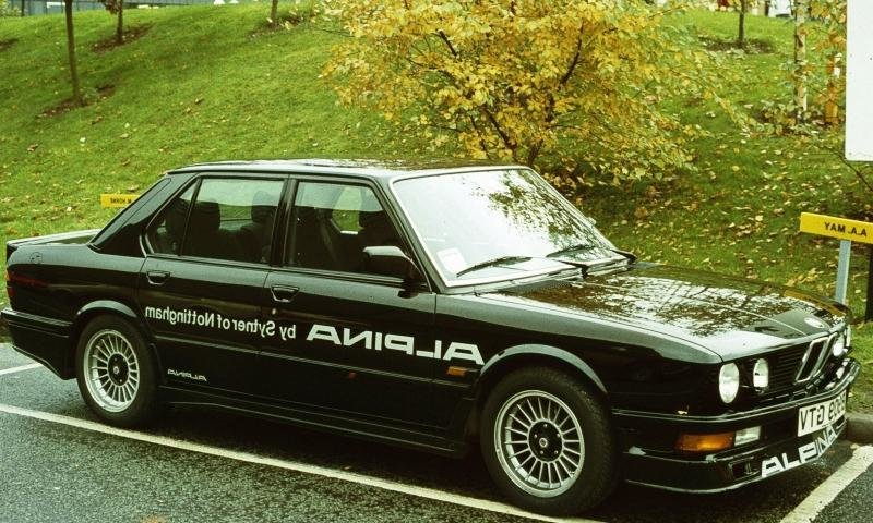 BMW E Wersja USA Alpina B Card From User Wadeawake In - Bmw alpina usa