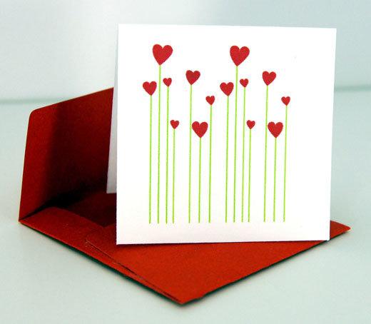 Интересные открытки своими руками на день святого валентина