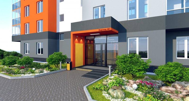 проекты входных в загородном жилье