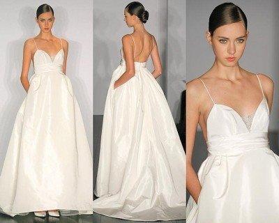 Платье вера вонг свадебное