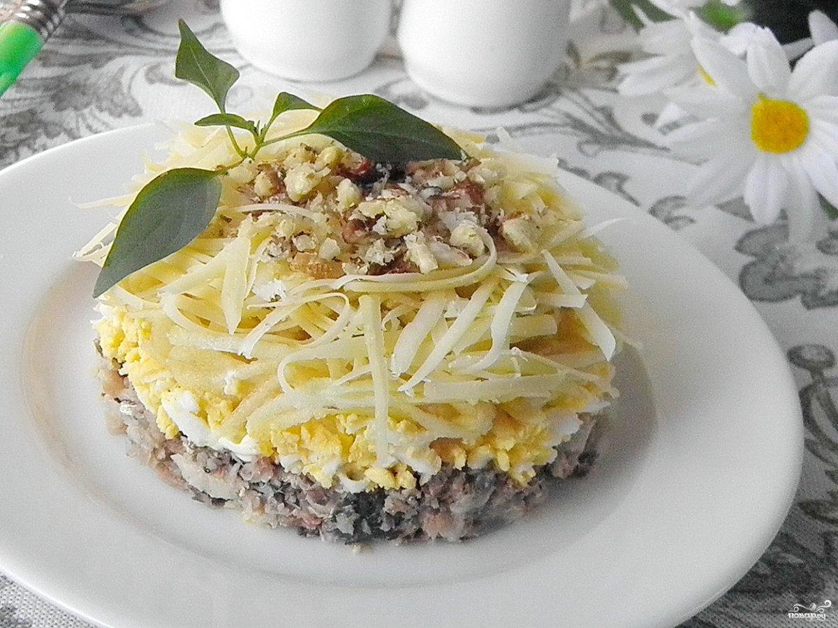 маркировке классических салат мясной слоеный рецепт с фото дают случайному прыжку