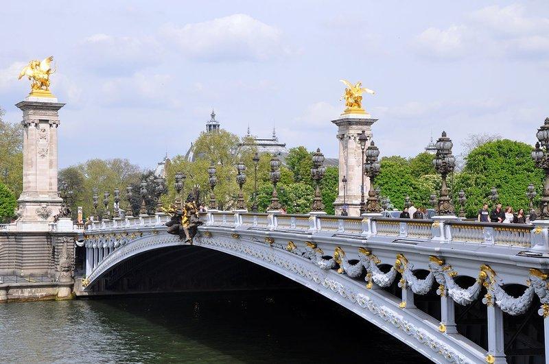 Мост Александра III (Франция)