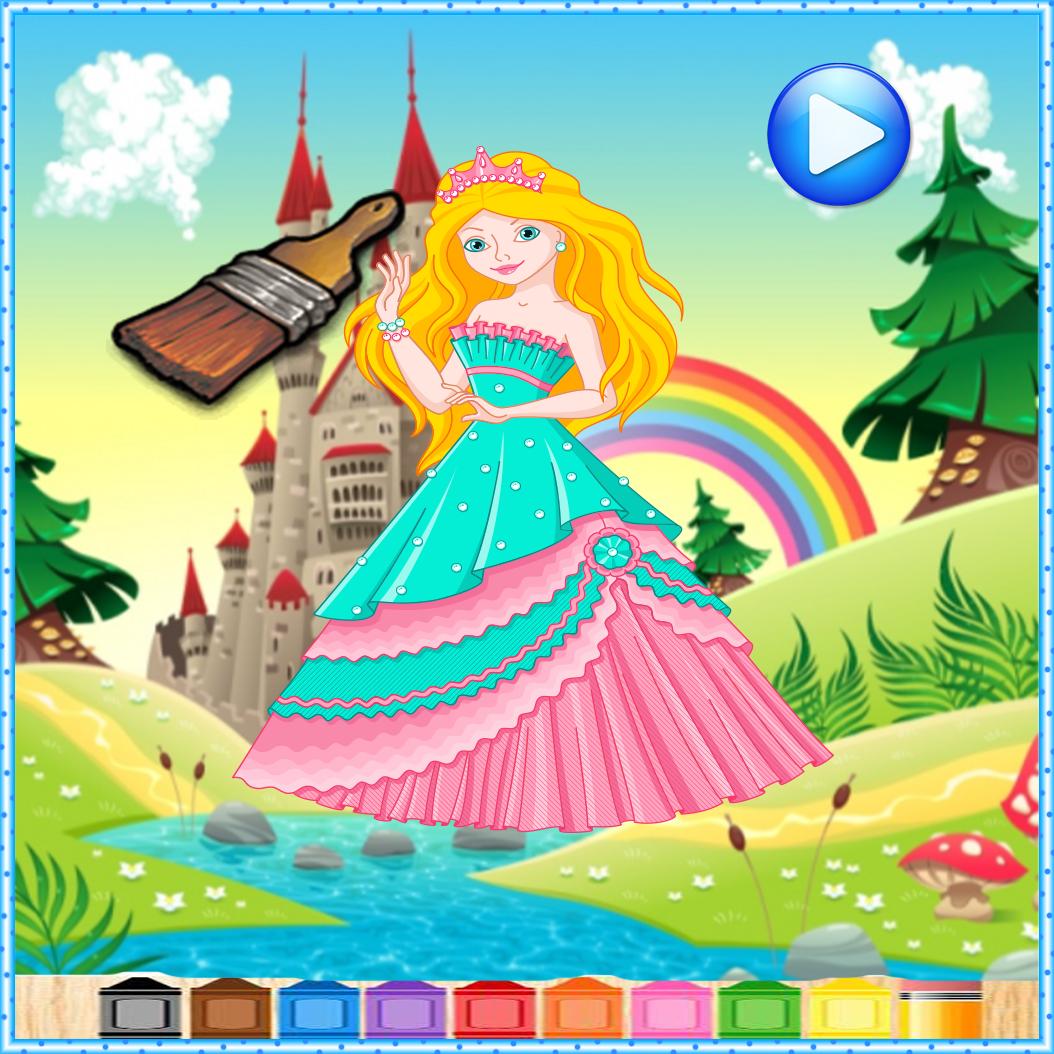 раскраски принцессы раскраски в Яндекс.Коллекциях
