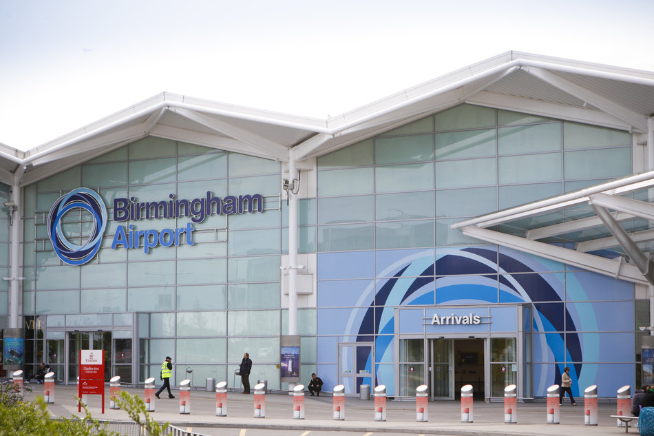 case about burmingham international airport Hotels in birmingham in case you were wondering  birmingham airport is easy to get to (it's about 6 miles from the city centre).