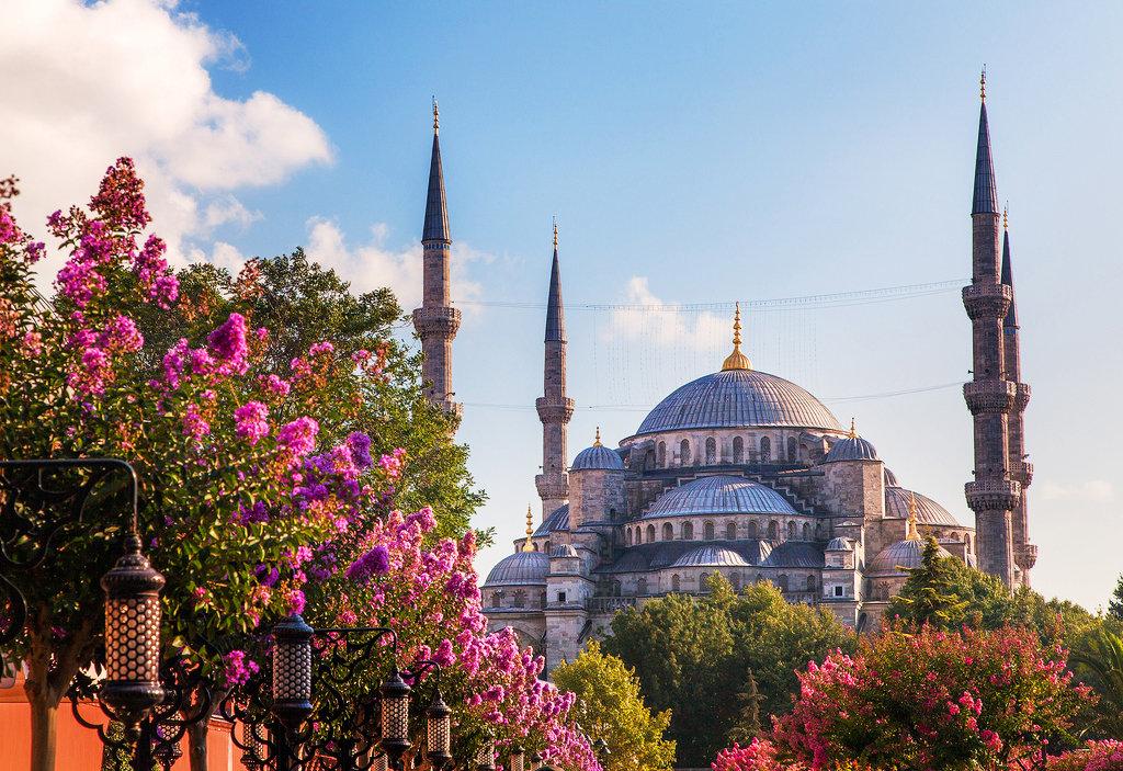 Турция открытка
