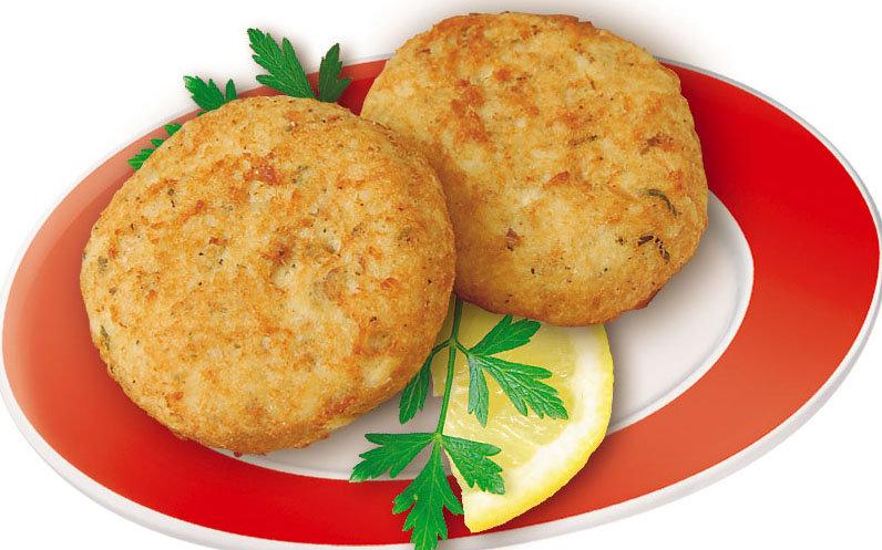 Котлеты из сардин с манкой рецепт с фото