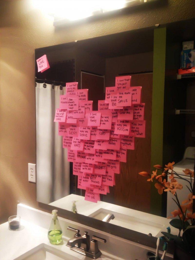как устроить романтический сюрприз