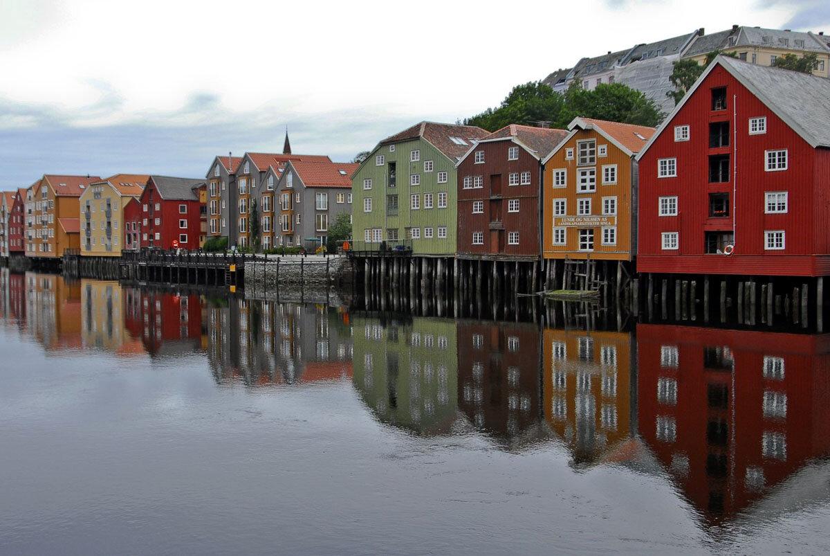 Картинки норвегия достопримечательности