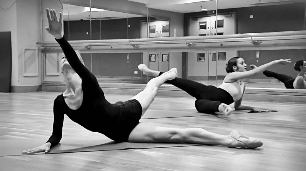 картинки с упражнениями в балете изучить