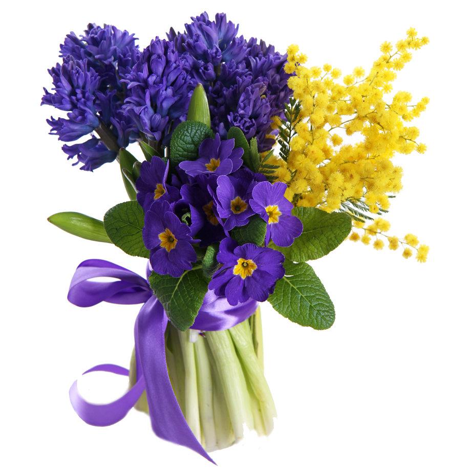 Маленькие букет из весенних цветов картинки