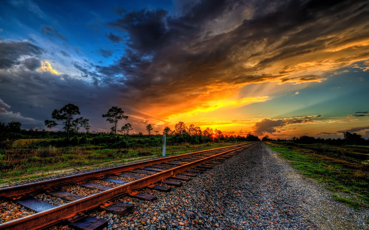 качественные картинки железная дорога на телефон штате работают
