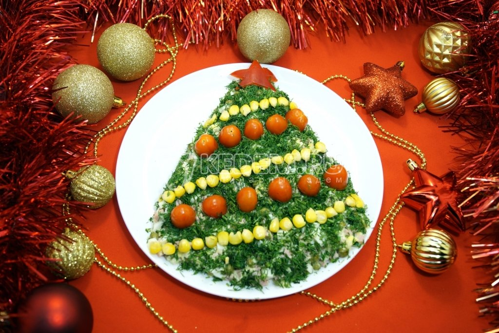 оптимальный баланс лучшие новогодние рецепты пошаговое фото будучи
