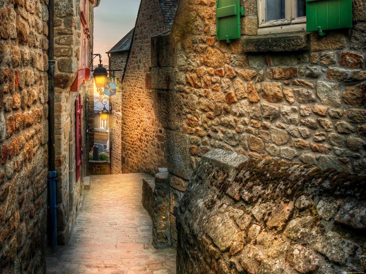 Картинки древних улиц