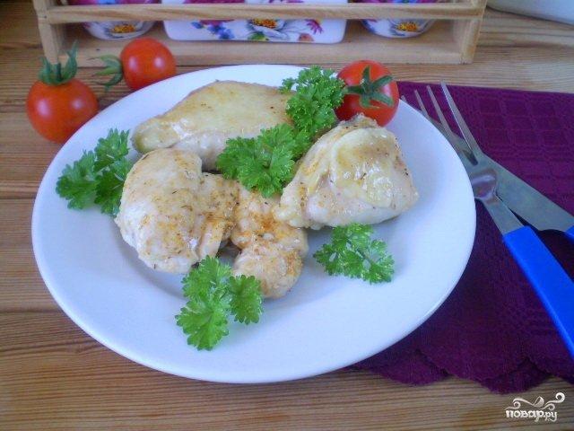 курица на сковороде рецепты с фото простые