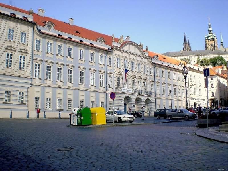 Чехия. Архитектура Праги: Классицизм.