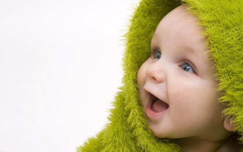 1920x1200 baby, детя, ребенок, wallpaper, улыбка, радость...