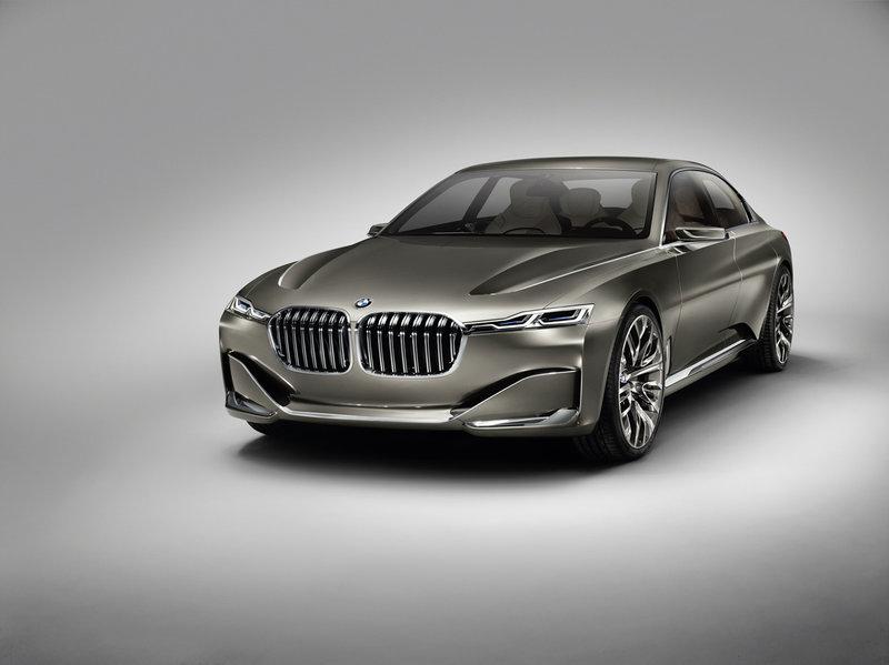 BMW представила на автосалоне в Пекине люксовый концепт-кар Vision Future Luxury, сочетающий в себе эксклюзивность и высокие технологии, с феноменальной для такого класса автомобиля аэродинамикой.