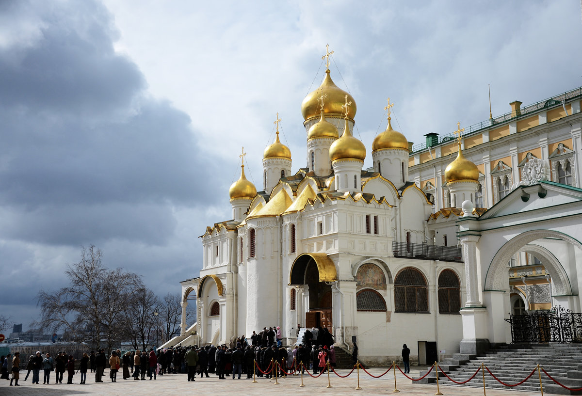 Казанский Кремль: отсюда начинался город
