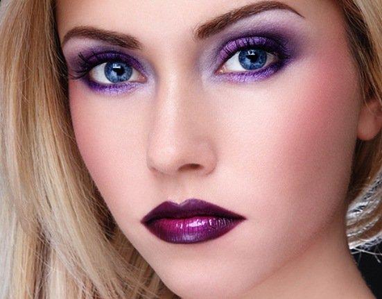 Кукольный макияж рекомендуется делать девушкам до 30 лет. При таком макияже рекомендуется использовать яркую косметику, но все должно выглядеть естественно.
