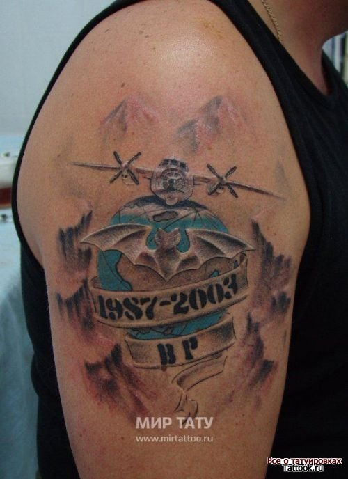 для значение военных татуировок военно-воздушных сил на левом плече кто решил купить